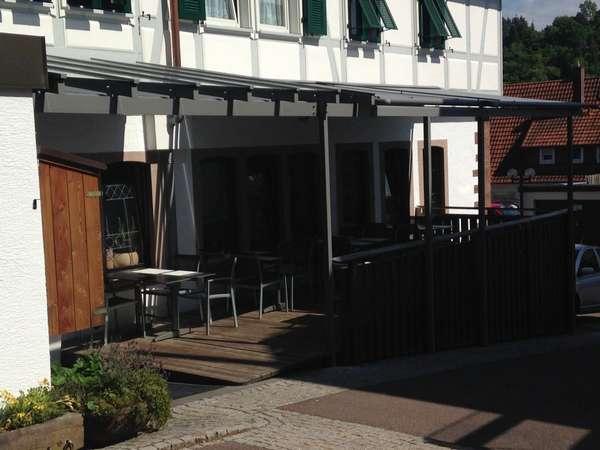 Terrassendach Rollladen Markisen Jalousien Service