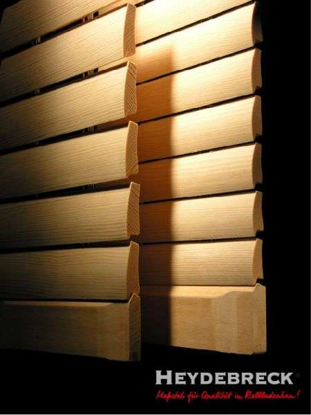 Holz Rollladen Rollladen Markisen Jalousien Service