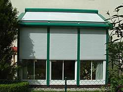Beliebt Sonderform-Rollladen - Rollladen - Markisen - Jalousien - Service WE59